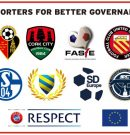 Clubs and Supporters for Better Governance in Football project
